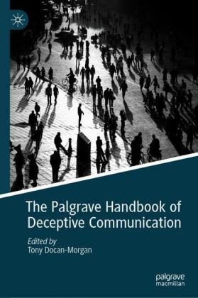 Palgrave Handbook of Deceptive Communication
