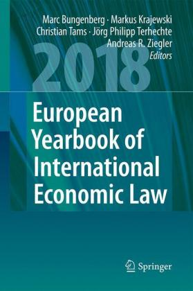 European Yearbook of International Economic Law 2018
