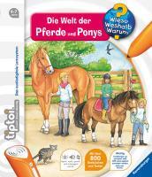 tiptoi® Die Welt der Pferde und Ponys