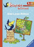 Bild-Lese-Rätsel (1. Lesestufe)