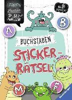 Buchstaben-Sticker-Rätsel