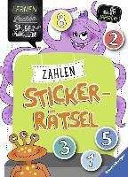 Zahlen-Sticker-Rätsel