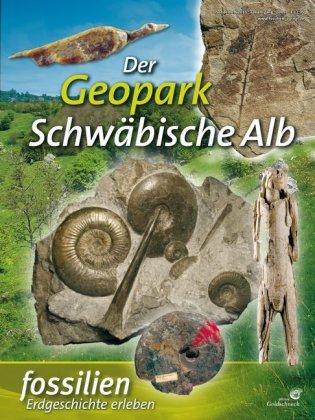 """Fossilien-Sonderheft """"Der GeoPark Schwäbische Alb"""""""