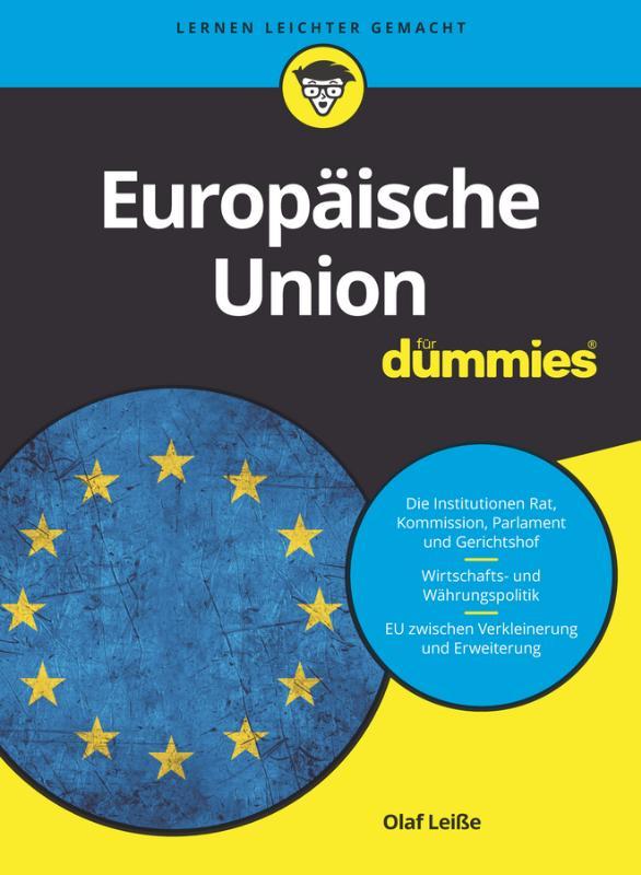 Europäische Union für Dummies
