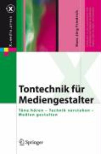 X.Media.Press: Tontechnik für Mediengestalter