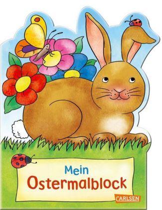 Mein Oster-Malblock (Osterwiese)