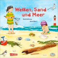 Wellen, Sand und Meer