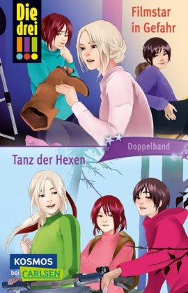 Filmstar in Gefahr / Tanz der Hexen (Doppelband)