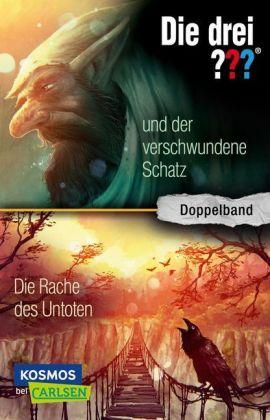 und der verschwundene Schatz / Die Rache des Untoten (Doppelband)