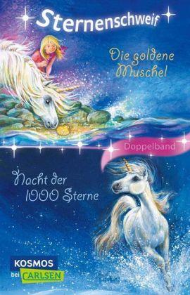 Die goldene Muschel / Nacht der 1000 Sterne (Doppelband)