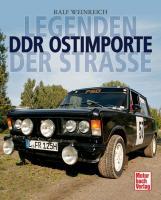 Autos der DDR   -   Importfahrzeuge