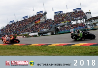 Motorrad Rennsport-Kalender 2018