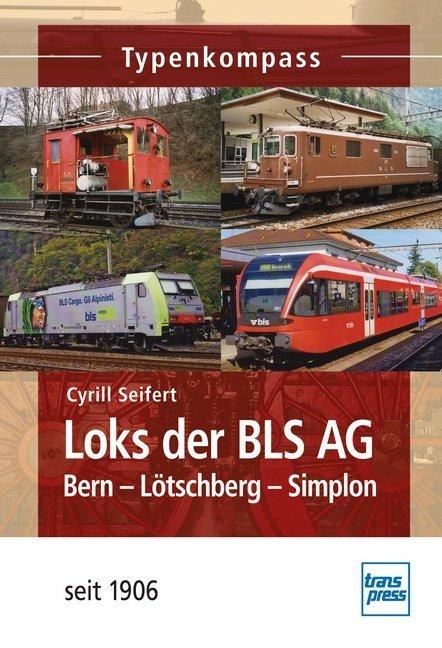 Loks der BLS AG
