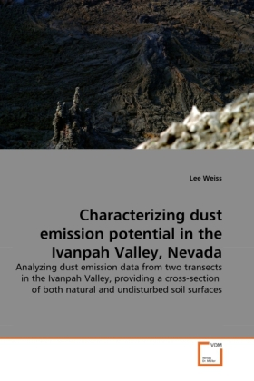 Characterizing Dust Emission Potential in the Ivanpah Valley
