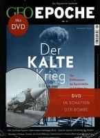GEO Epoche mit DVD 91/2018. Der Kalte Krieg