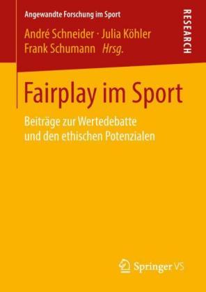 Fairplay Im Sport