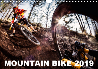 Mountain Bike 2019 by Stef. Candé (Wandkalender 2019 DIN A4 quer)