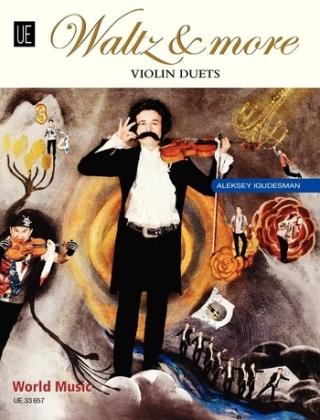 Waltz & More. Violin Duets