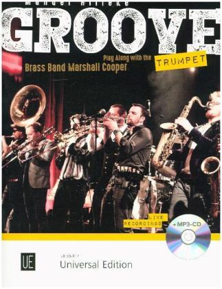Groove Trumpet. Ausgabe mit CD