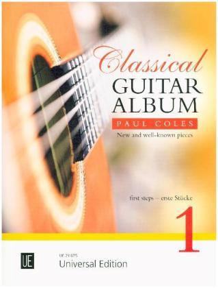 Classical Guitar Album 1