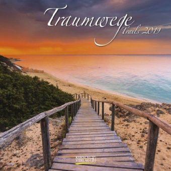 Traumwege 2019 Broschürenkalender