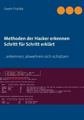 Methoden der Hacker erkennen. Schritt für Schritt erklärt