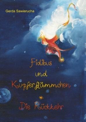 Fidibus und Kupferflämmchen