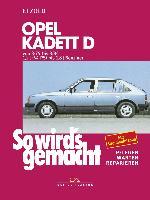 Opel Kadett D 8/79 bis 8/84