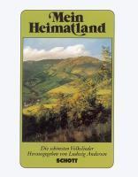 Mein Heimatland. Melodie-Ausgabe