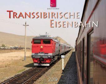 Transsibirische Eisenbahn 2019