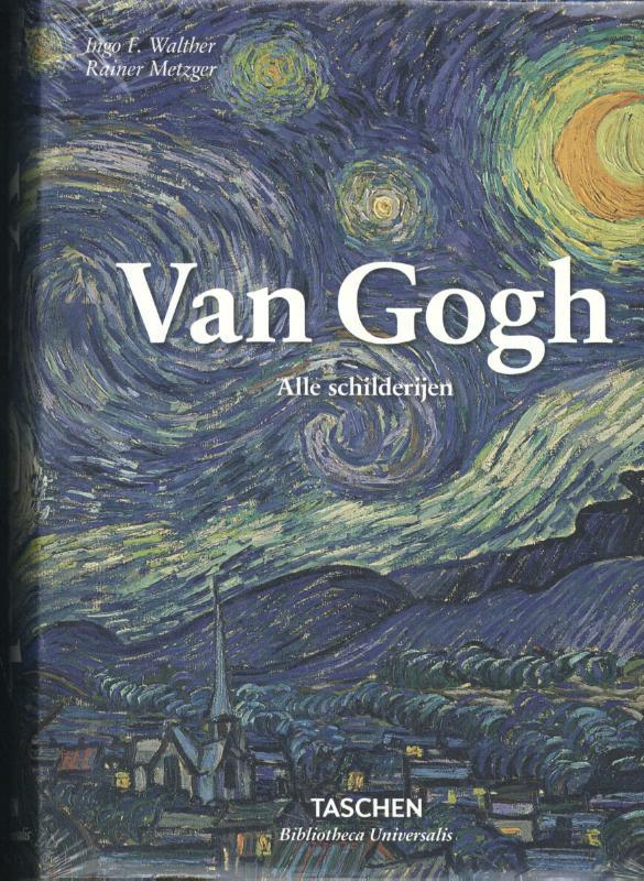 Van Gogh - Alle schilderijen ( bu- NL)