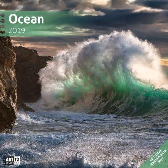 Ocean 2019 Broschürenkalender