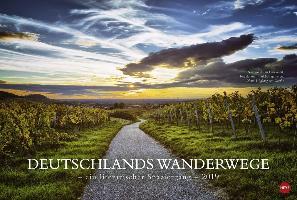 Deutschlands Wanderwege 2019 - ein literarischer Spaziergang