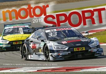 Motorsport 2019 - Bildkalender
