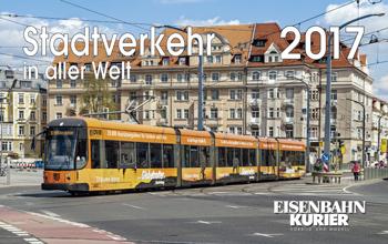 Stadtverkehr in aller Welt 2017