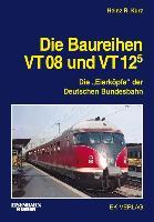 Die Baureihen VT 08 und VT 125