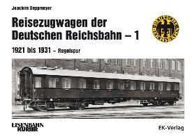 Reisezugwagen der Deutschen Reichsbahn - 1