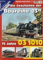 Die Geschichte der Baureihe 03-10