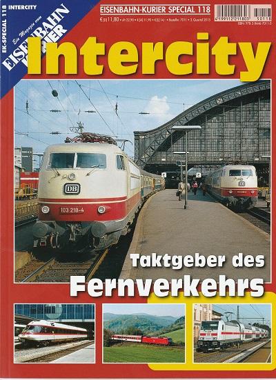 Intercity - Taktgeber Des Fernverkehrs