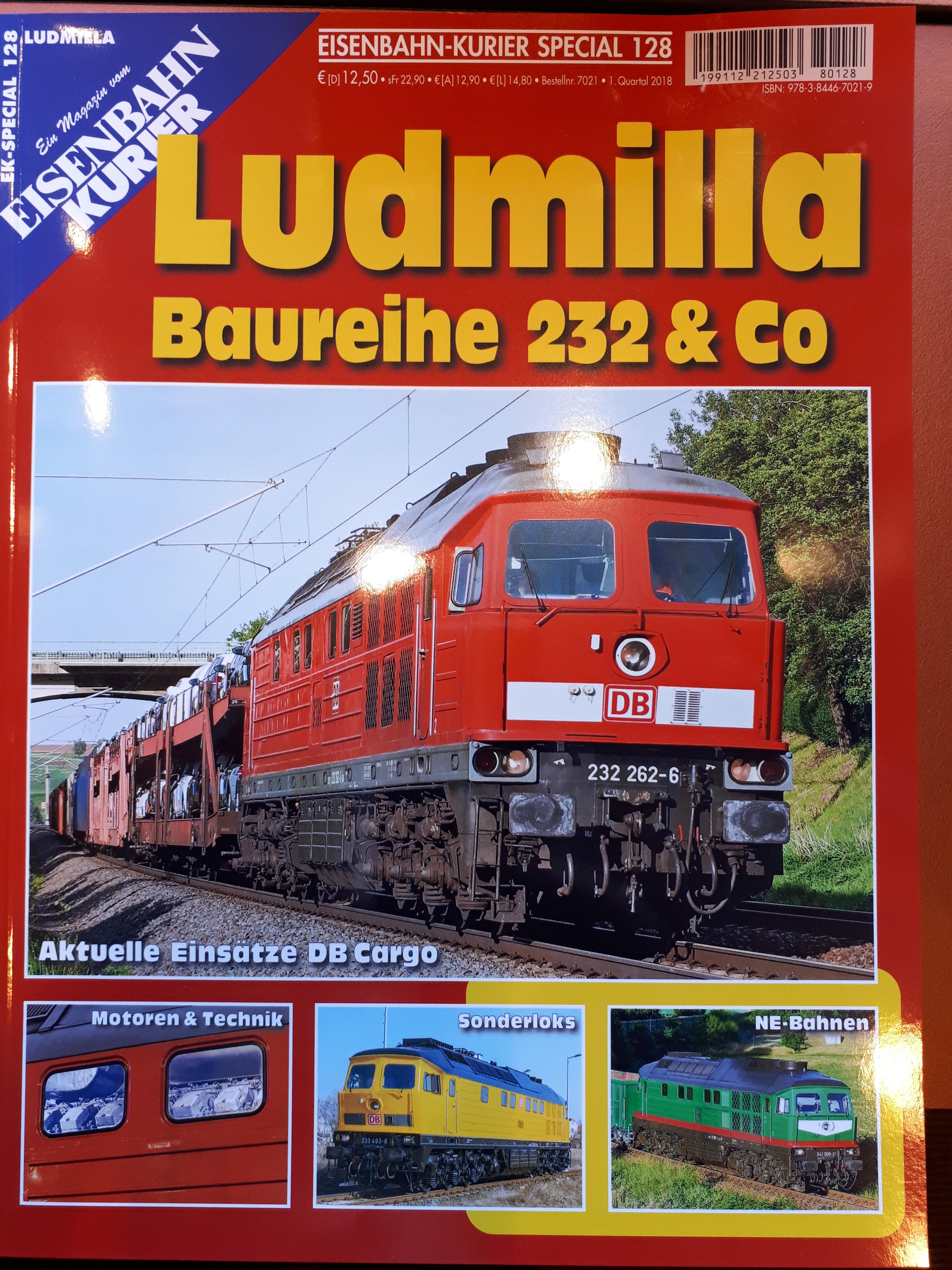 Ludmilla BR 232