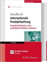 Handbuch internationale Produkthaftung