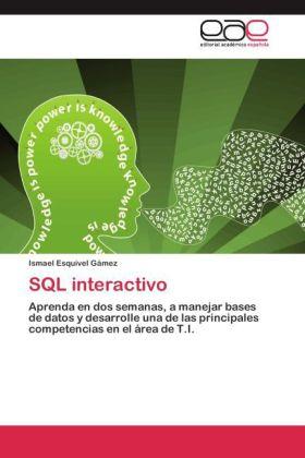 SQL interactivo