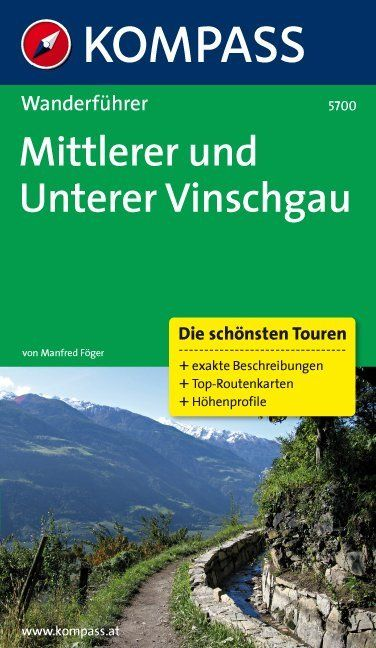 WF5700 Vinschgau, Mittlerer und Unterer Kompass