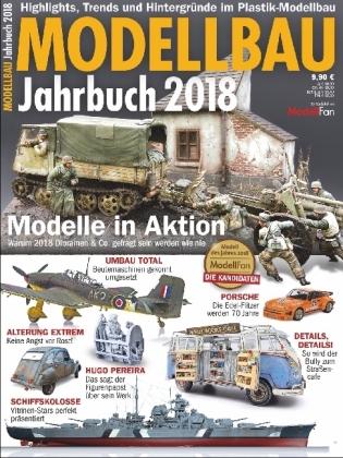 Jahrbuch Modellbau 2018