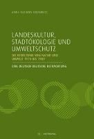 Landeskultur, Stadtökologie und Umweltschutz