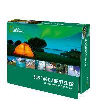 365 Tage Abenteuer (immerwährender Kalender)