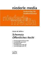 Schemata Öffentliches Recht - Karteikarten