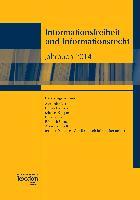 Informationsfreiheit und Informationsrecht - Jahrbuch 2014