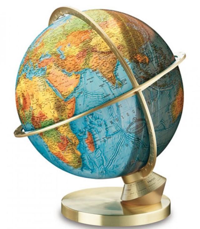 Planeet Aarde Globe