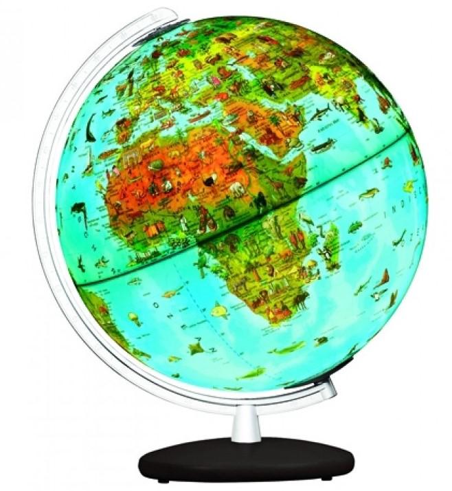 Kinder Globe